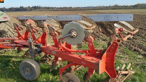 Bodenbearbeitung im Ackerbau / Tillage in agriculture / Travail du sol en agriculture