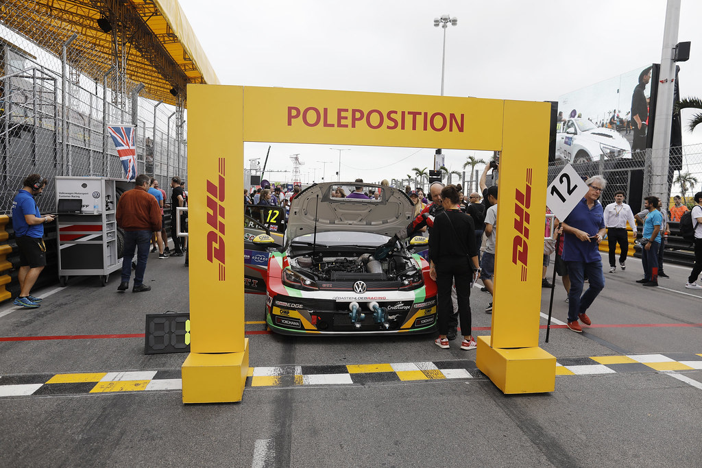 during the 2018 FIA WTCR World Touring Car cup of Macau, Circuito da Guia, from november  15 to 18 - Photo Francois Flamand / DPPI