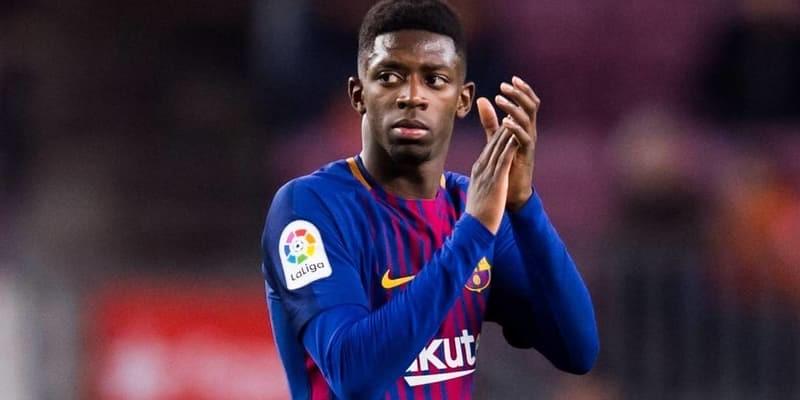 Dembele bisa menjadi ancaman Barcelona