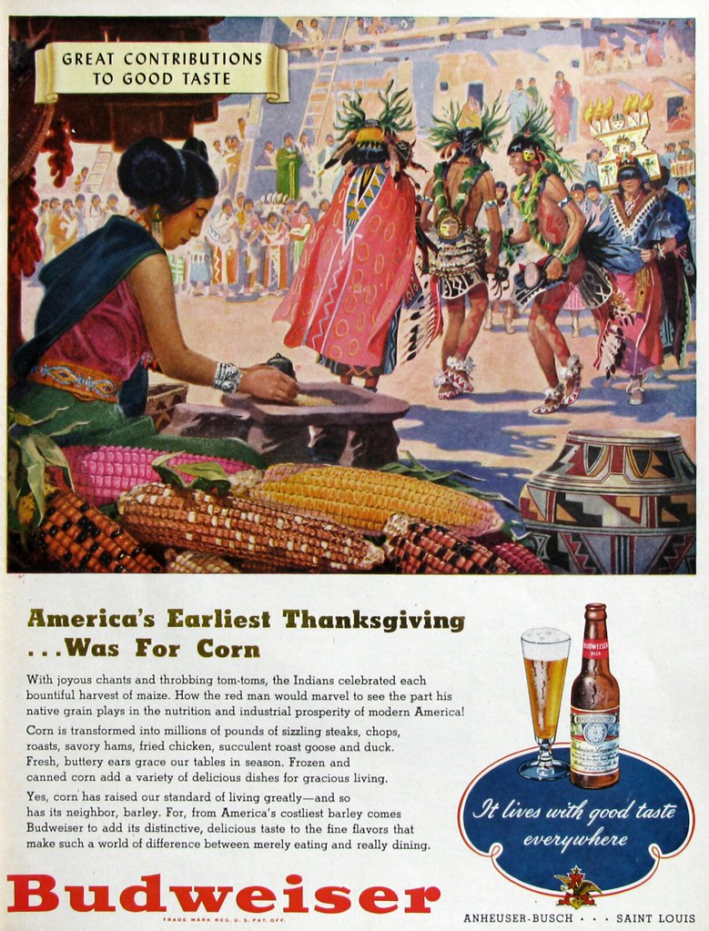 Bud-1947-thanksgiving