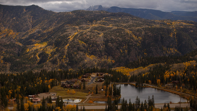 The View From Purgatory Resort, Colorado