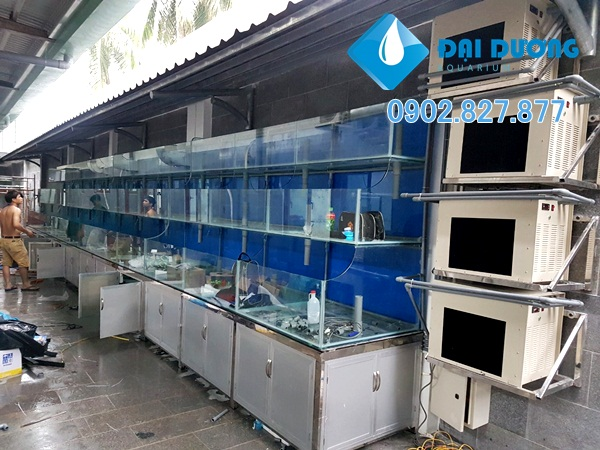 Hồ hải sản Resoft Phương Nam