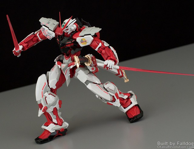 HiRM Astray Red Frame Gundam 36