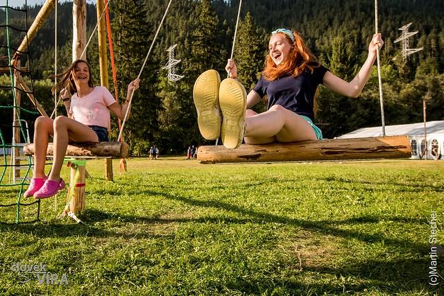 Campfest 2018 - Štvrtok dopoludnia