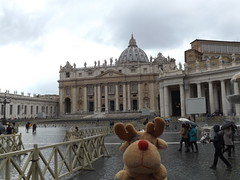 Reinsee in the Vatican City