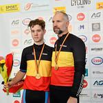 BK piste Gent Derny elite/u23 2018