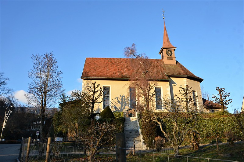 Feldbrunnen Church 12.12.2018