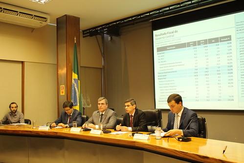 27/12/2018 Tesouro divulga o Resultado Primário do Governo Central de novembro