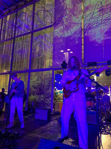 Kevin Morby, California Academy of the Sciences, October 11, 1018