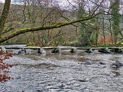 Tarr Steps Jan 2019