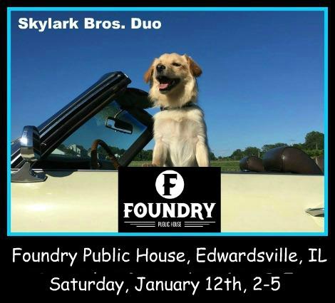 Skylark Bros Duo 1-12-19