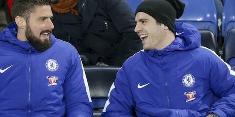 Zola: Morata dan Giroud akan mencetak banyak gol