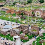 Temple of Ceasar, Roman Forums - https://www.flickr.com/people/34965710@N05/