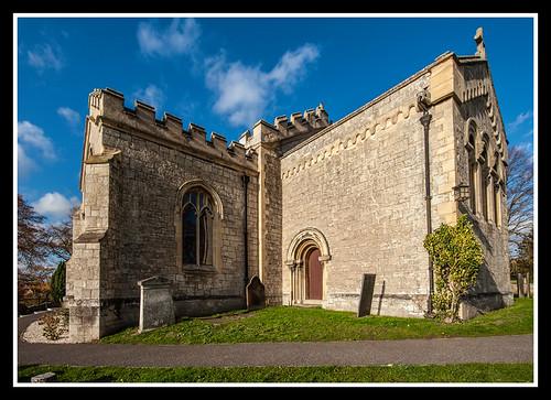 allsaintschurch harworth nottinghamshire church aficionados gx20 gradeiilisted normanchurch