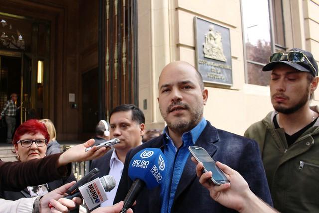 Frente Sename y ANEF requieren a Contraloría (13-11-2018)