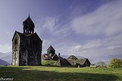 Michel Lutringer Monastère de Haghbat, Arménie