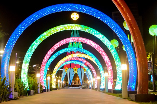 Filinvest City brings Christmas to life_photo1