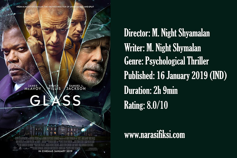 [REVIEW FILM] GLASS: Apakah Superhero Benar-benar Ada?