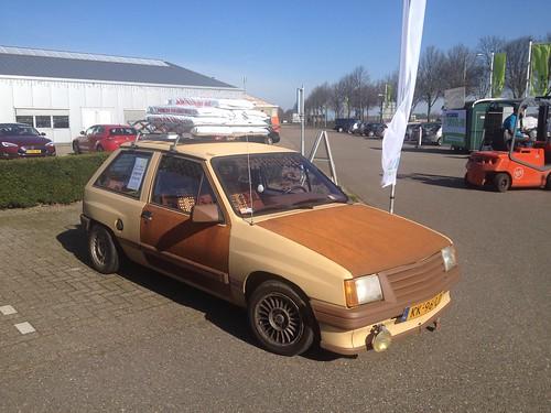 Opel Corsa 1.2S Swing.
