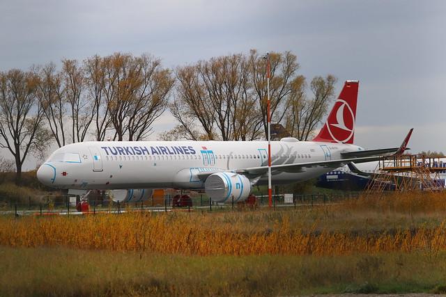 A321NX Turkish Airlines TC-LSB
