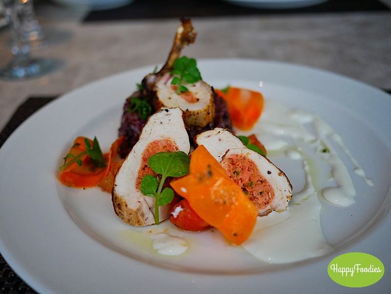 Chicken Supreme de Cordillera