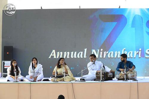 Welcome song by Malu Sumbariya and Sathi, Ghaziabad, UP