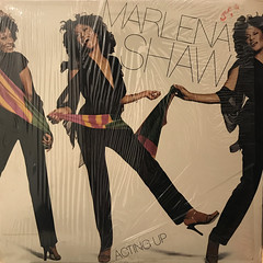 MARLENA SHAW:ACTING UP(JACKET A)