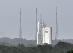 Ariane V ECA sur pas de tir