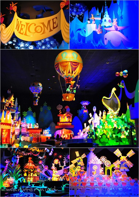 It's a Small World Hong Kong Disneyland