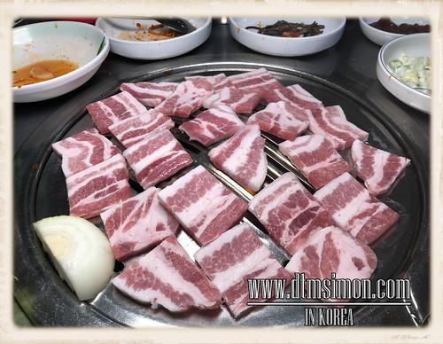 종점숯불갈비 孤獨美食家韓國燒肉店