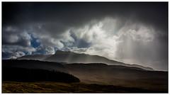Storm over Ben Hiant