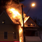 Paterson house fire