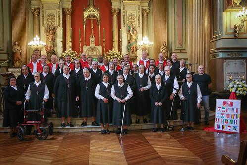 Eucaristía Misioneros de la Preciosa Sangre en Chile