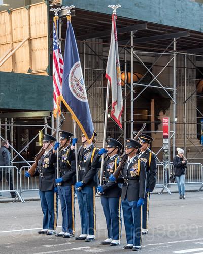 2018 New York City Veterans Day Parade