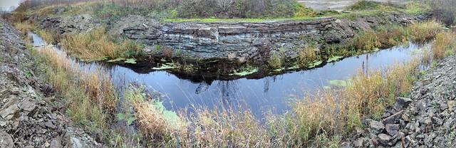Harku karjäär / Harku quarry, Estonia