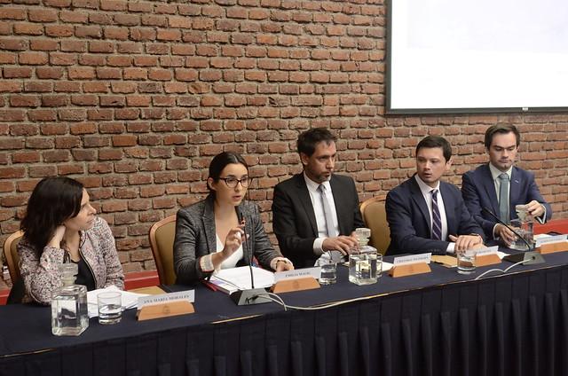 Seminario Big data para el estudio de la reincidencia criminal