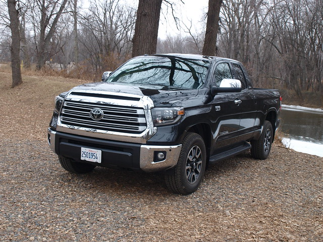 2019 Toyota Tundra 4X4 Limited Double Cab