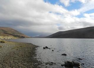 Loch a'Chriosg, Highlands of Scotland, Nov 2018
