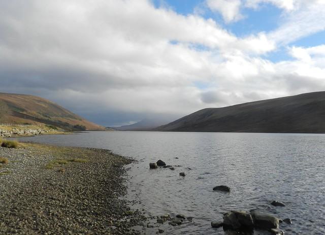 Loch a'Chriosg, Highlands of, Nikon COOLPIX P500