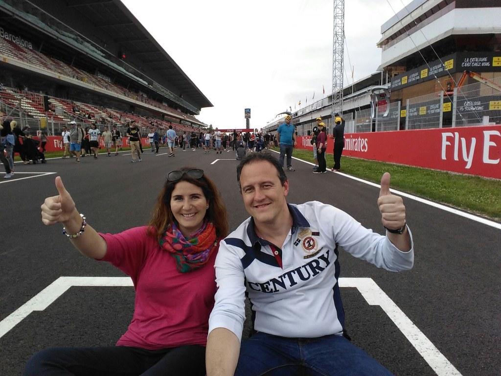 Fórmula 1, Montmeló