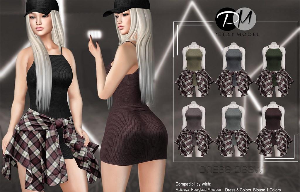Dress DSBW - TeleportHub.com Live!