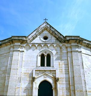 Nusco (AV), 1980, Abbazia di Santa Maria di Fontigliano.