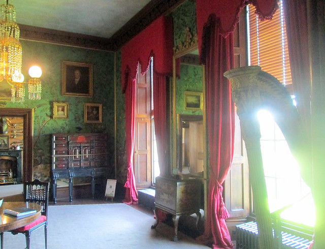 Abbotsford Drawing Room, Sir Walter Scott, Abbotsford 2