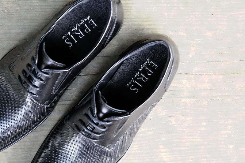 牛津鞋穿搭男