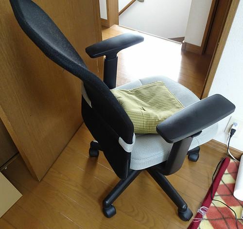 ニトリのオフィスチェア