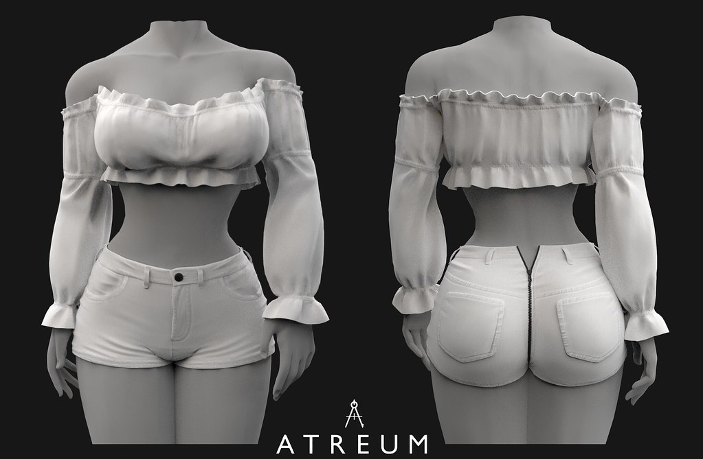 Atreum – Mara Outfit Progress