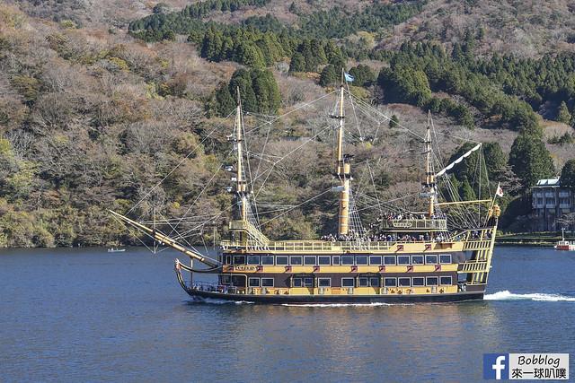 箱根海賊觀光船-24