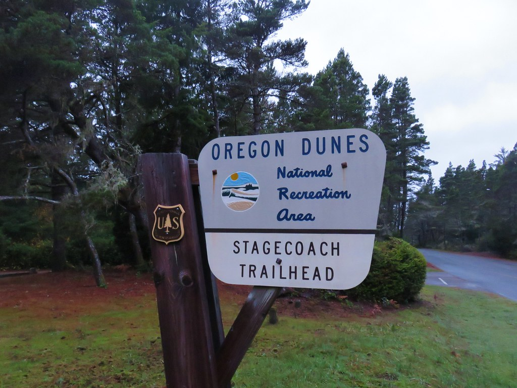 Stagecoach Trailhead