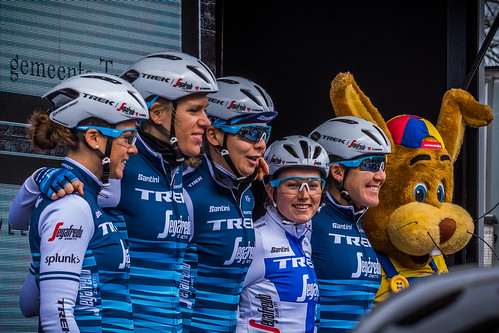 Trek-Segafredo Women