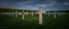 The Meuse-Argonne American Cemetery, 100 year tribute..